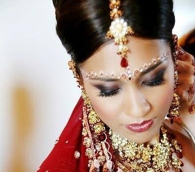 Женская красота — Бинди
