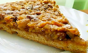 banana-cake-with-apples