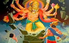 Аховалам — 9 храмов Нарасимхи
